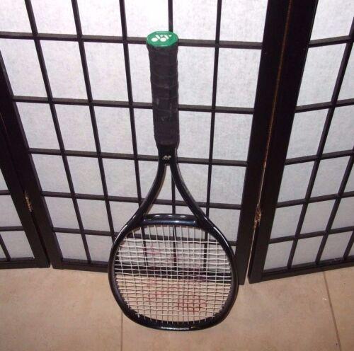 Yonex RQ-90 Wide Body Tennis Racquet 90 Racket Iso JAPAN Rare IPS Widebody 4 1/2