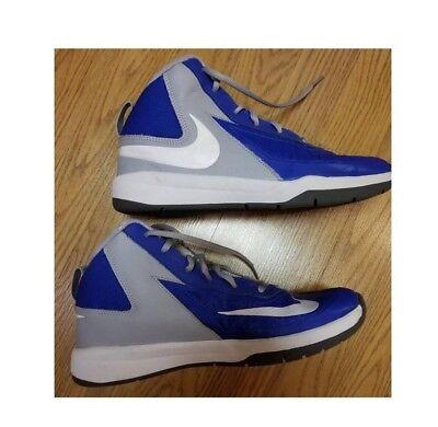 d57695f2414 Nike Boys Basketball Shoes Royal Blue