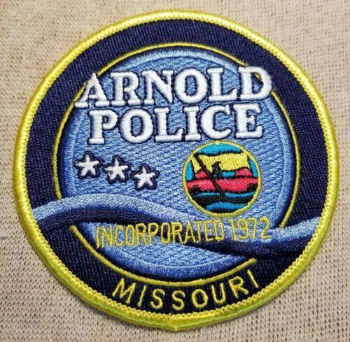MO Arnold Missouri Police Patch