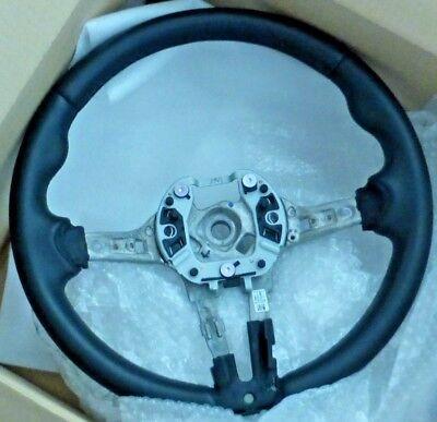 BMW OEM F25 X3 X26 X4 F15 X5 F16 X6 M Sport Napa Leather Steering Wheel Rim 710A