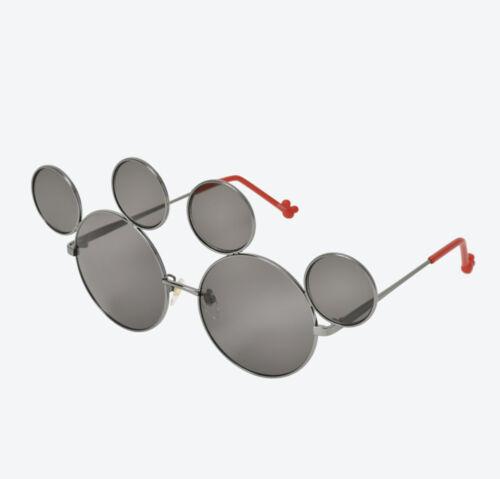 Tokyo Disney Resort Limited Mickey Shape Sunglasses Popular Black