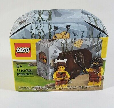 Lego Caveman and Woman Promotional Set 5004936