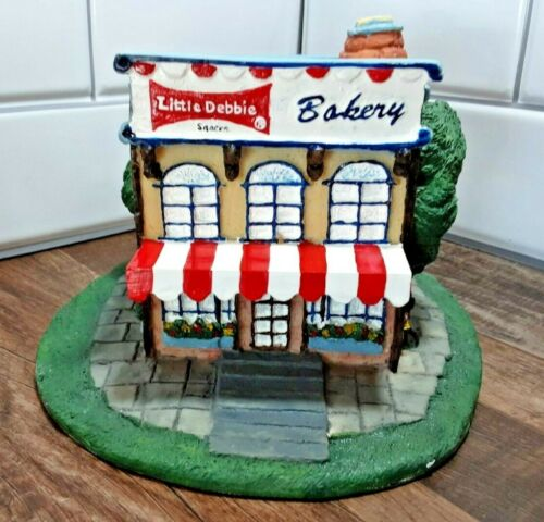 Vintage 1990s Little Debbie Snacks VILLAGE BAKERY Collectibles Collection
