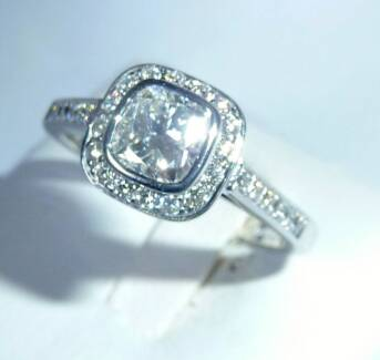 White gold Engagement ring Surfers Paradise Gold Coast City Preview