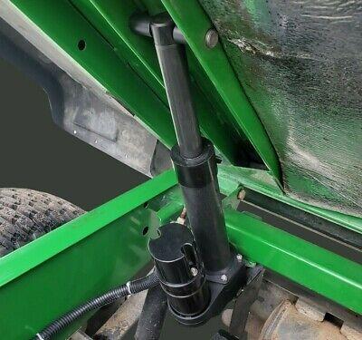 John Deere Gator Tx Power Cargo Lift Automatic Dump