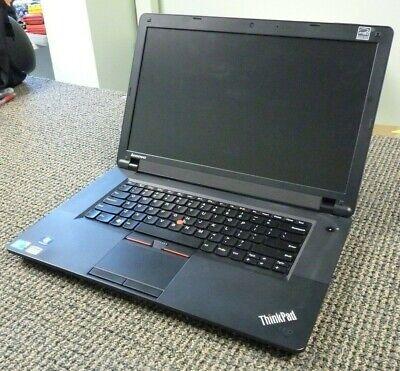 Lot of 5-Lenovo ThinkPad Edge 14 Intel Core i5-NO HD-NO OS-NO PWR SUP Parts/Rep