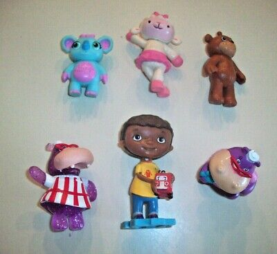 Disney Store PVC Figures ~ Doc McStuffins Lot B