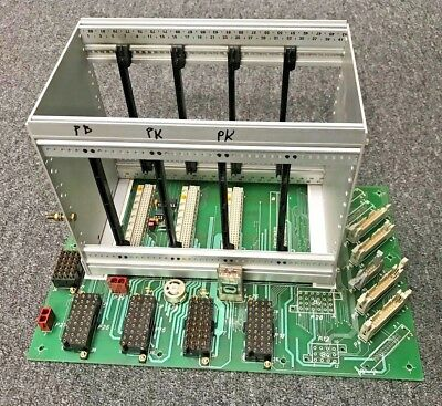 Wohlenberg 3115.40.8037-01 Pcb Rack For Mcs 2tv