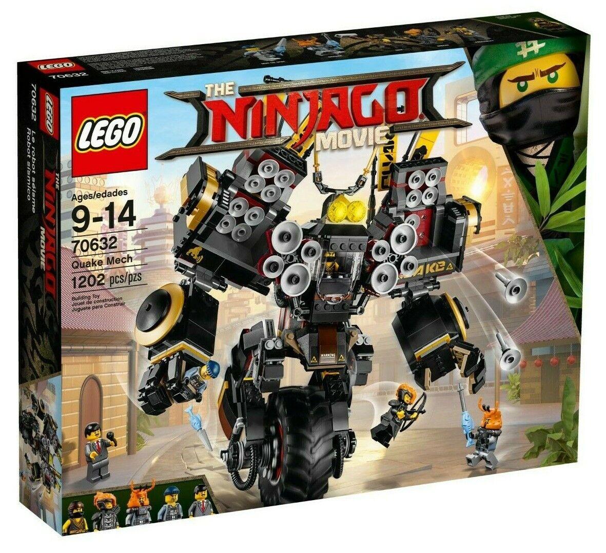 Lego The LEGO Ninjago Movie 70632 Cole's Donner-Mech Neu und original verpackt