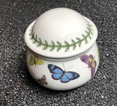 - Portmeirion, Botanic Garden, Butterfly Covered Sugar Bowl  ~new~
