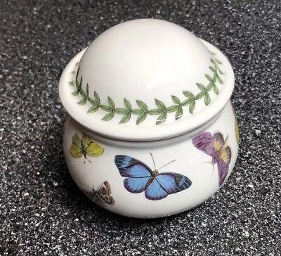 - Portmeirion, Botanic Garden, Butterfly Covered Sugar Bowl  ~new~