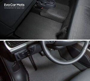 NEW TOYOTA COROLA VERSO '04-'09 LUXURY HAND CRAFTED CAR FLOOR MATS EVA RUBBER