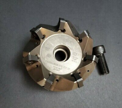 Walter 3 45 Indexable Milling Cutter Face Mill 1 Xtratec Machinist F4033