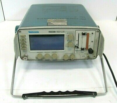 Tektronix 1502b Metallic Tdr Cable Tester Free Shipping As Is