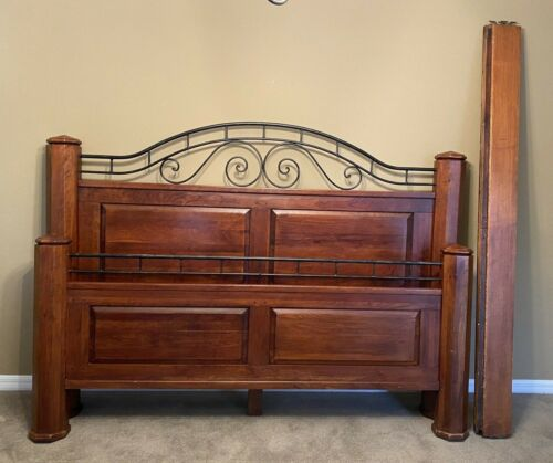 Bob Timberlake Cherry Bed - King  -  833-154c