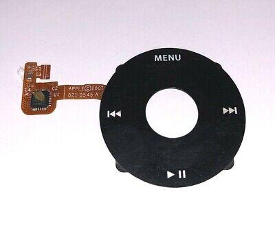 Original Apple Click Wheel Flex iPod Classic Black 6/7th Gen 80/120/160GB A1238 Gen Click Wheel
