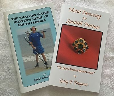 FLORIDA BEACH AND WATER HUNTING BOOK SET