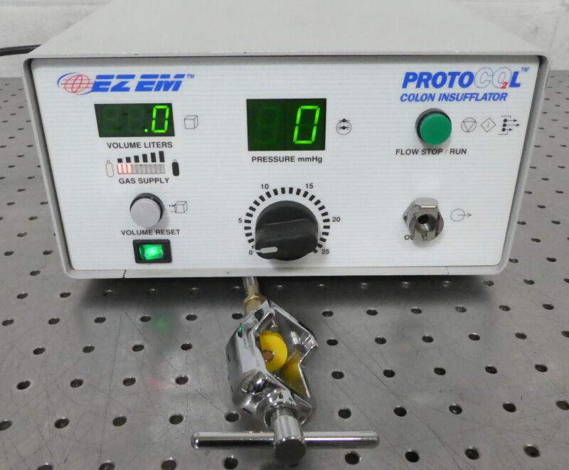 R174001 E-Z-EM Protocol-2 Colon Insufflator 6400 EZEM