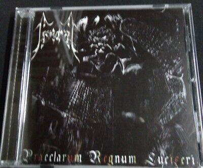Throne   Praeclarum Regnum Luciferi  Cd