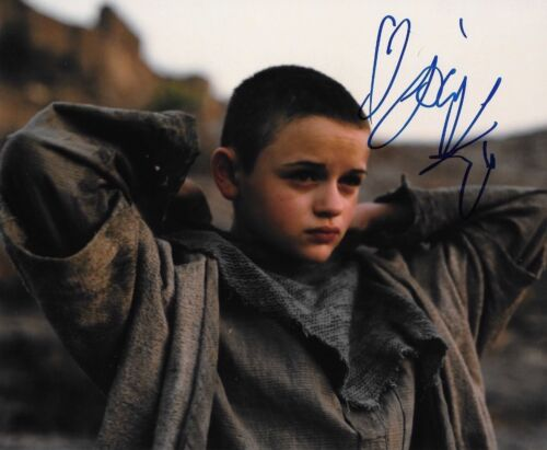 * JOEY KING * signed autographed 8x10 photo * THE DARK NIGHT RISES * 2
