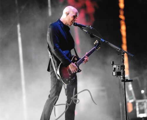 * BILLY HOWERDEL * signed autographed 8x10 photo * A PERFECT CIRCLE * 2