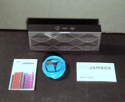 Jawbone Mini Jambox Wireless Bluetooth Speaker (Graphite Facet) - Standard...  comprar usado  Enviando para Brazil