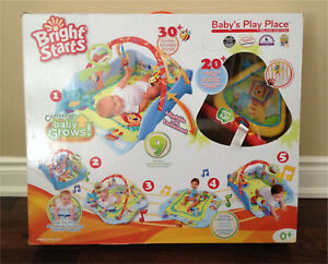 Bright Stars Baby Play Place