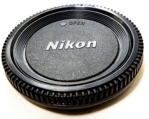Camera Body Cap made in China for NIKON F D3200 D3100 3300 D5100 D5200 D7200 750