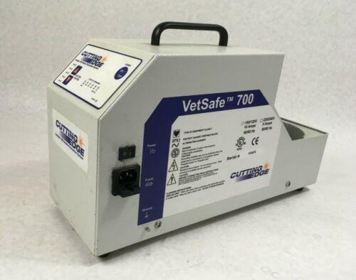 Cutting Edge Vetsafe 700 Surgical Smoke Evacuation System Vacuum Filter