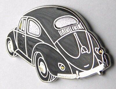 VW VOLKSWAGEN BUG BEETLE SIDE REAR AUTOMOBILE CAR LAPEL PIN BADGE 1 INCH
