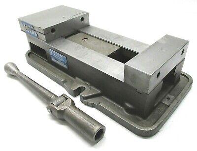 Kurt Anglock 6 Milling Machine Vise W Handle - D675