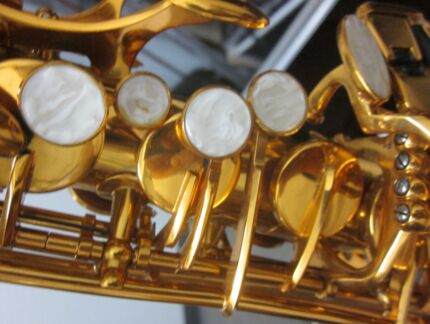 BRAND NEW SUZUKI ALTO SAXOPHONE MADE IN JAPAN Carrara Gold Coast City Preview