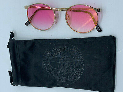 Vintage Frames Company by Girard Pink Round Frame Sunglasses (Vintage Frame Company)