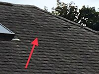Looking for quote on repairing my sagging roof shingles...