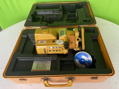 Topcon GTS-3 W/ Case