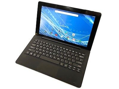 "Insignia 2-in-1 Tablet NS-P11A8100 11.6"" 32GB Android w/ Keyboard - B Grade"