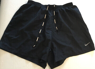 NIKE RUNNING DRI-FIT SHORTS - SIZE MEDIUM