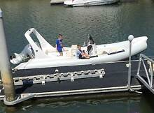 AUSTRALIAN DESIGN Inflatable Rib Craft 6.60 Metre  Honda 135HP Biggera Waters Gold Coast City Preview