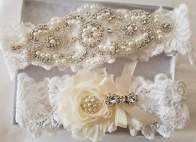 Wedding Garter Bridal Set