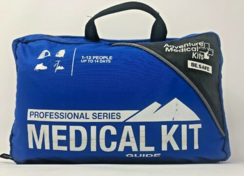 ADVENTURE MEDICAL KITS PROFESSIONAL GUIDE I WILDERNESS FIRST AID KIT (0100-0501)