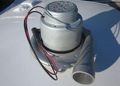 Ametek Lamb Vacuum Fan Blower Motor 12v 24v 42v Dc Tangential 1 Stage E-16342-2