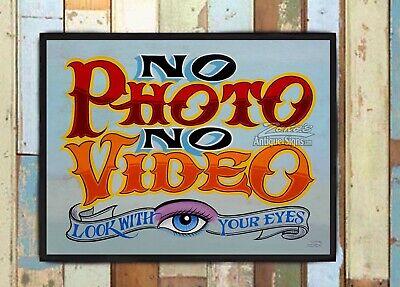 Tattoo Shop Policy  Print  art ink artist studio parlor  ()