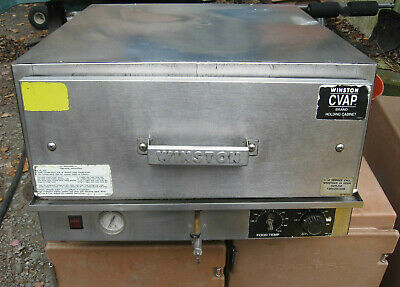 Commercial Hold Serve Drawer Warmer Winston Hb35d1ge Cvap Exc Pre-owned