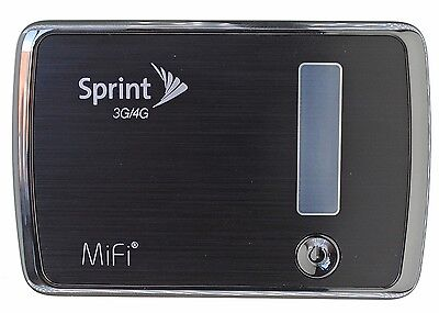 New Sprint Novatel Wireless Mifi 4082 3G 4G Mobile Hotspot Wifi Free Ship