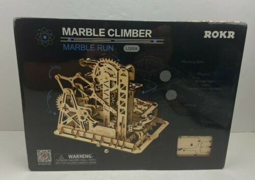 ROKR Marble Run Marble Climber Building Set LG504 New