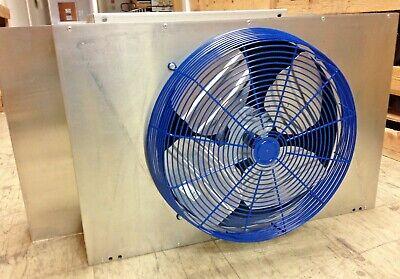 New Heatcraft Air Cooled Condenser Fcb2 1x1 208230v Psc 1075 Rpms 2 Circuits