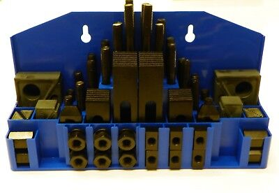 Te-co 20402pl 52 Piece Mill Machine Clamping Set Made In The Usa E981