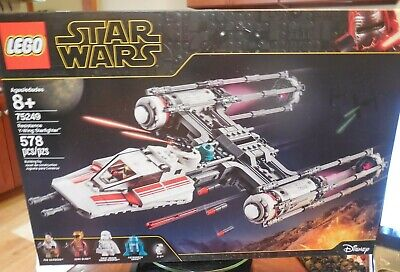 LEGO Star Wars 75249 Resistance Y-Wing Starfighter New Factory Sealed