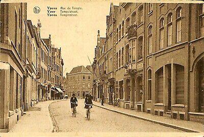 CPA - Belgique - Ieper - Ypres - Rue du Temple