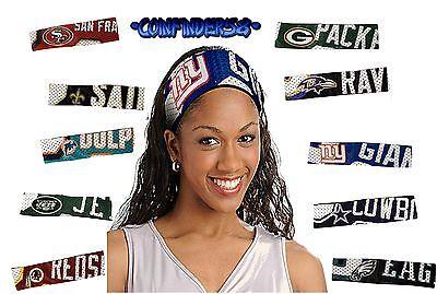 NFL Fanband Jersey Headband - Pick Team